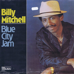 Billy Mitchell - Blue City Jam - Complete LP