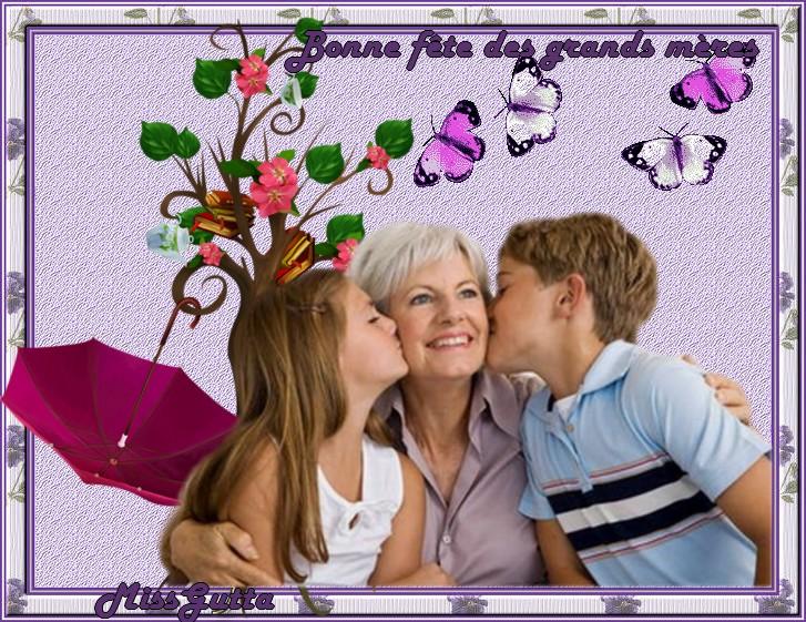 Défi fée capucine pour la fête des grands mère !