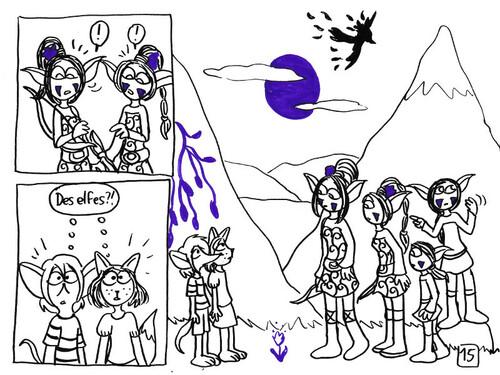 Dans la grotte [23h BD 2017]