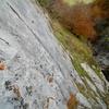 En longeant la rive droite du gave de Brousset dans les gorges