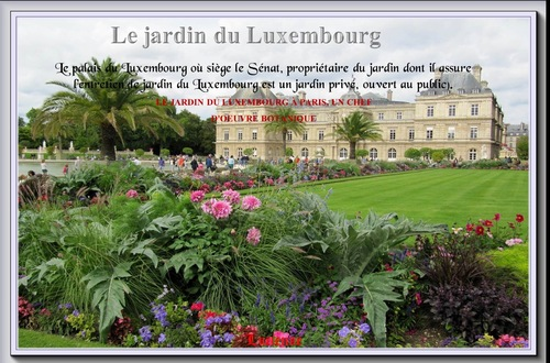 « jardin du luxembourg -Lucienne.ppsx »