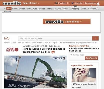 Progression : 14 ( humour ) par joel de la Charente