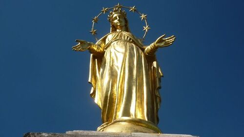 Notre Dame de Gorze