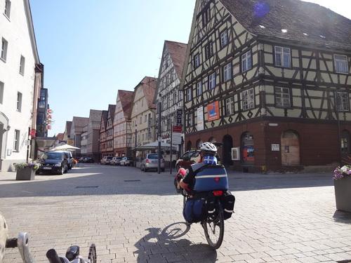 Vendredi 13 juillet: Sigmaringen – Rottenheim