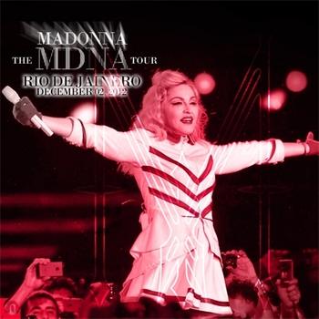 The MDNA Tour - Audio Live in Rio de Jainero