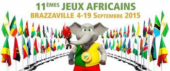 Jeux africains «Brazzaville 2015» :c'est parti !