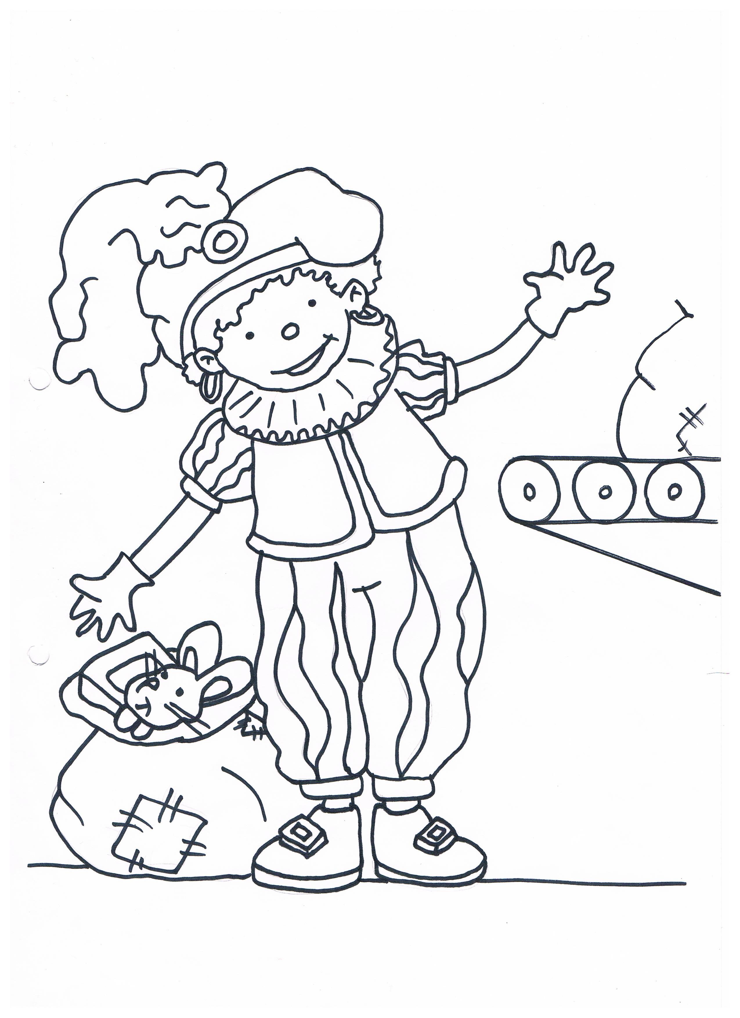 Beau dessin saint nicolas coloriage gratuit - Dessin de saint ...