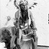 Spotted Hawk. Northern Cheyenne. Montana. 1890. Photo by Christian Barthelmess. Source - Montana His