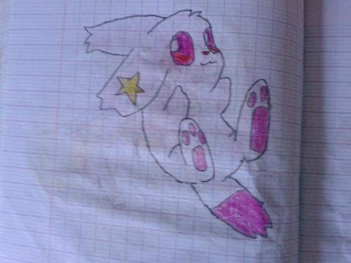 Des dessins que j'ai trouvé dans un vieux cahier
