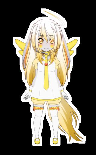"""[Kisekae] Crystal """"Angel"""""""