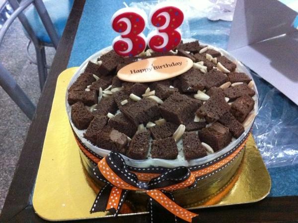 bánh sinh nhật số 5