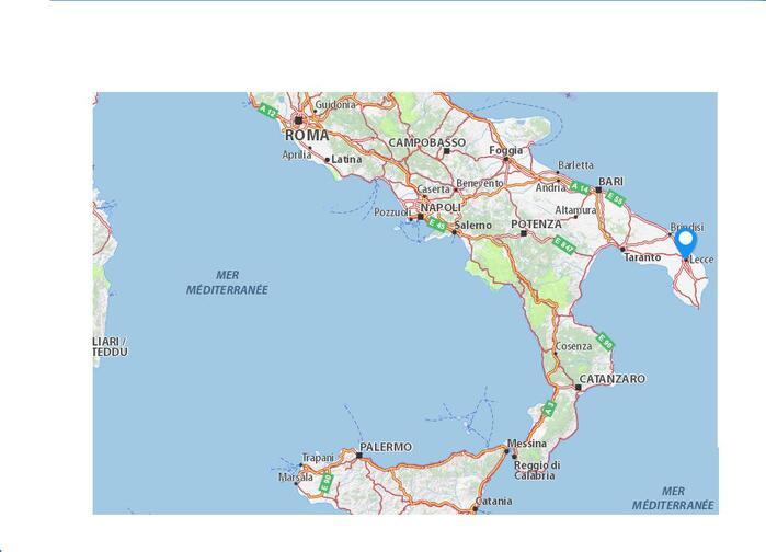 Lecce - 1ère partie