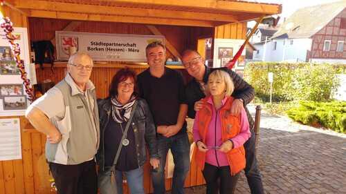 29 septembre - Fête de la saucisse à Borken