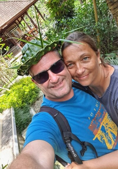 Voyage de Noces N° 15  à Bali : Artisanat....