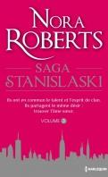 Chronique Saga Stanislaski volume 3 de Nora Roberts