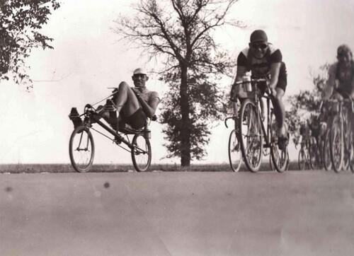 Un Vélocar de compétion en 1933
