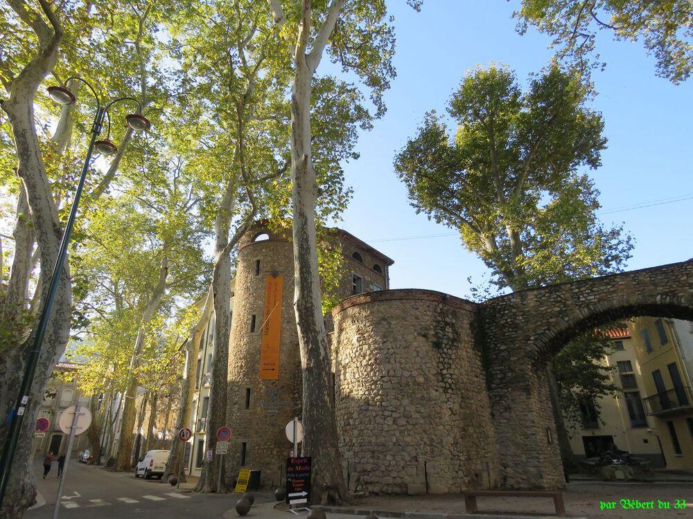 Céret dans le Languedoc
