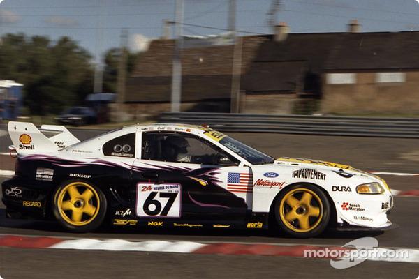 Le Mans 1997 Abandons I