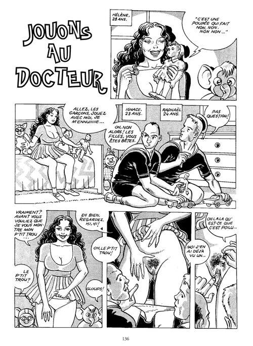 Jouons au docteur