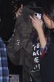 CANDIDS : Selena devant l'hôtel Four Seasons