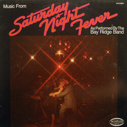 The Bay Ridge Band - Saturday Night Fever - Complete LP