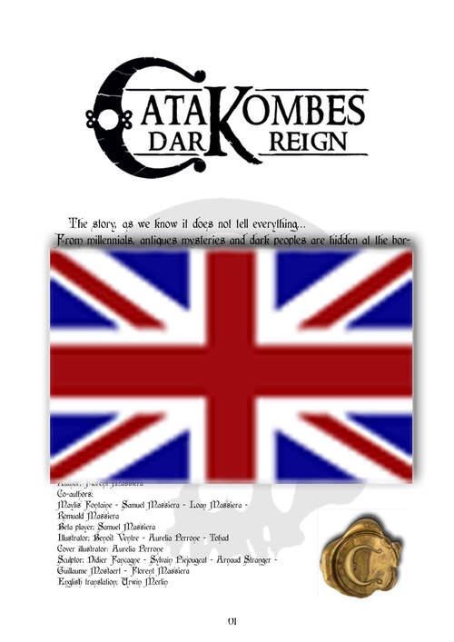 Catakombes RPG rules