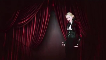 Madonna - Living For Love Video Premiere (4)