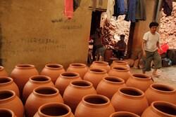Phu Lang, village de potiers