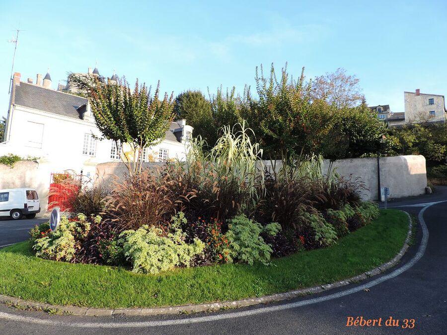 Montreuil-Bellay  dept 49