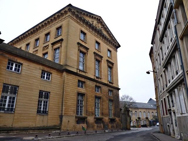 Metz Palais de Justice 27 16 01 2010