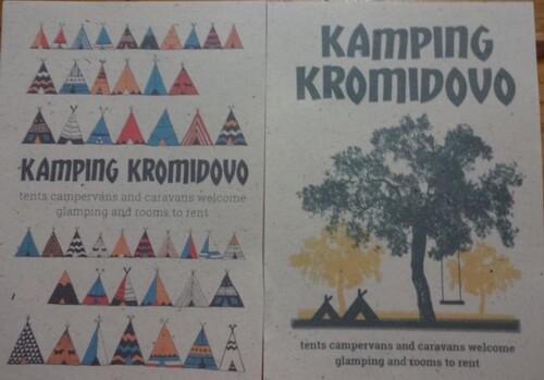 Lundi 20 août  Osina – Kromidovo