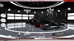 Sauber-Ferrari Sauber C33 Adrian Sutil