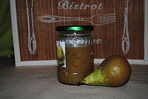 Confiture de poire