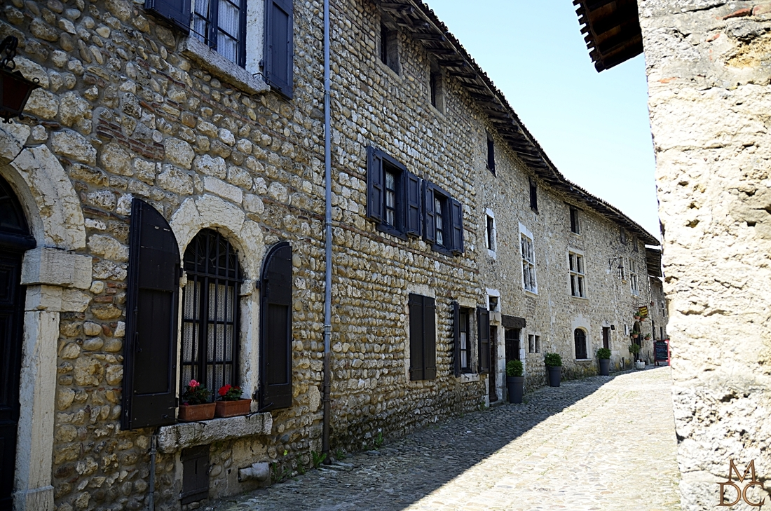 Pérouges (01) Ain