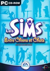 Les Sims entre chiens et chats