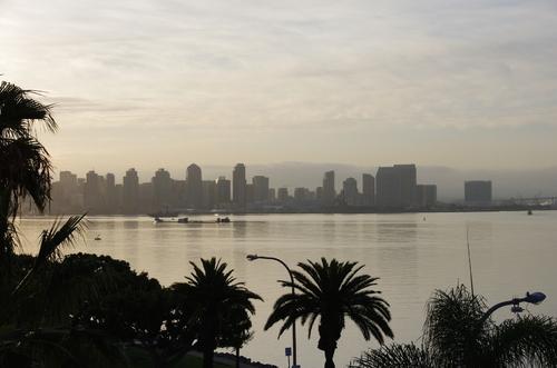 Entre San Diego et Los Angeles