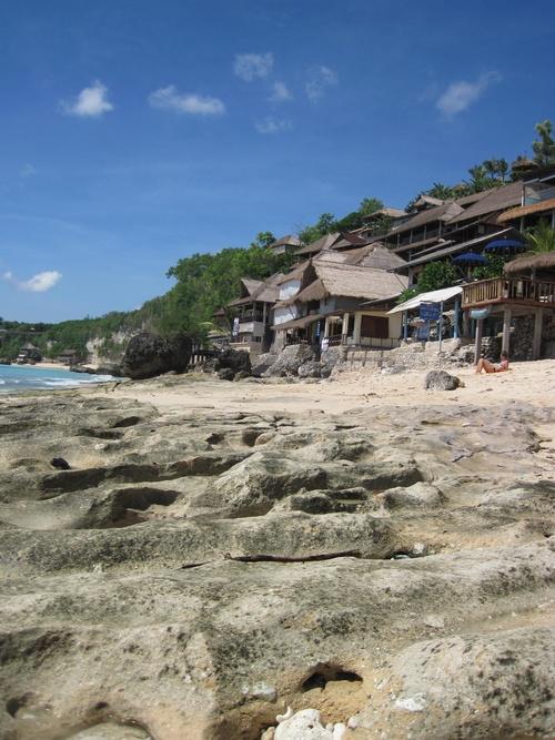 plage de Bingin, Bukit, Bali