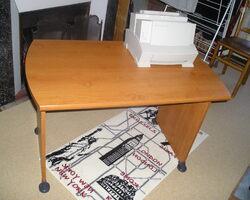petit bureau 100 X 60 X h65