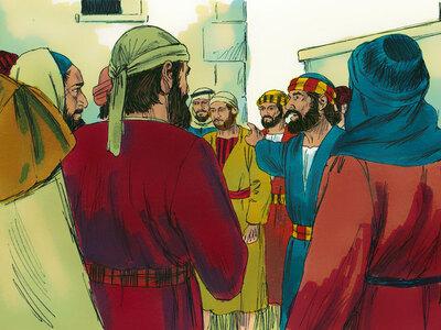 De la CROIX à la GLOIRE - Lecture et Prière (4-5)