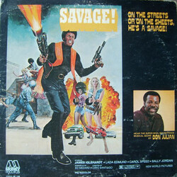 Don Julian - Savage . Super Soul Soundtrack - Complete LP
