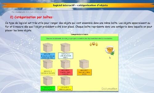 Des logiciels éducatifs sur mesure !