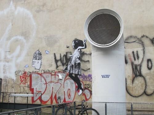 street-art fontaine Stravinski Ender THTF