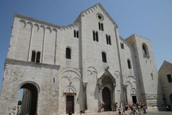 Basilique de Bari