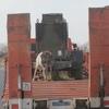 Burkina Chargement convoi militaire
