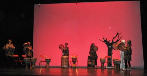 Fête MPT Belle de Mai 2007 - Marseille - Théâtre Gyptis