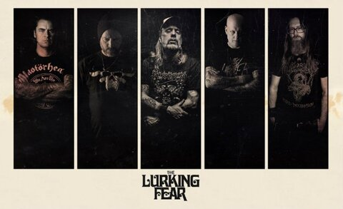THE LURKING FEAR - Les détails du premier album