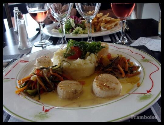 Restaurant l'Albatros au Golf de Pornic