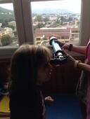 Observations au télescope