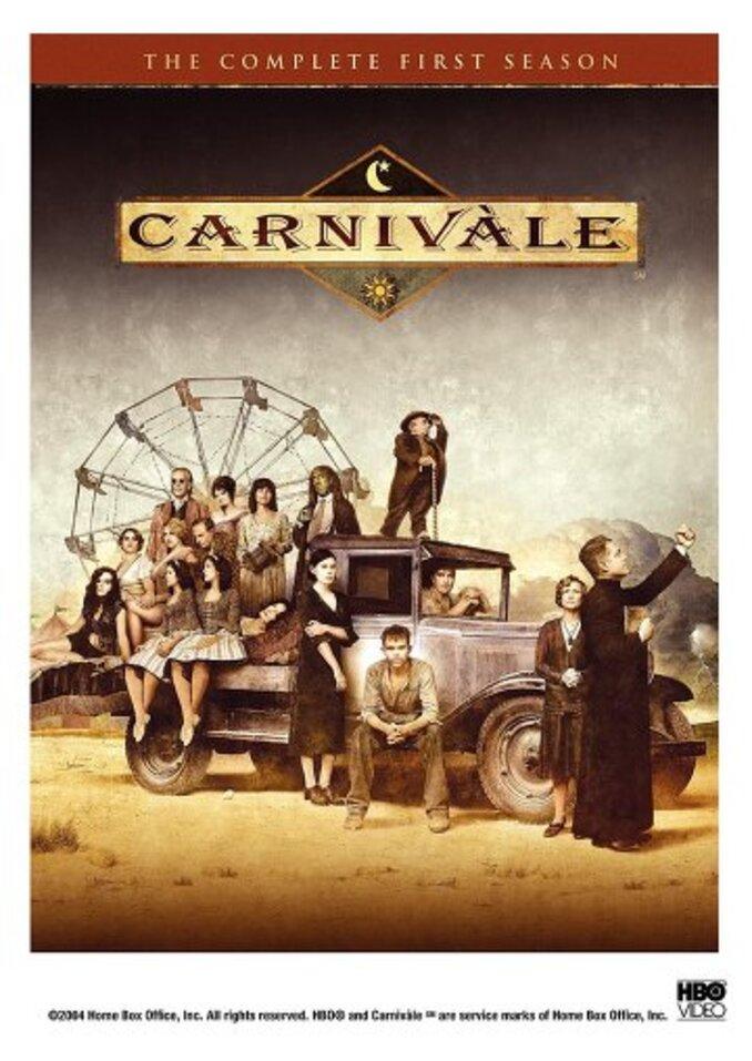 La Caravane de l'étrange - Saison 1 [Complète]