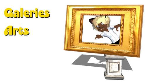 Galeries arts plastiques